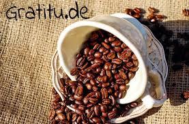 coffee graditude
