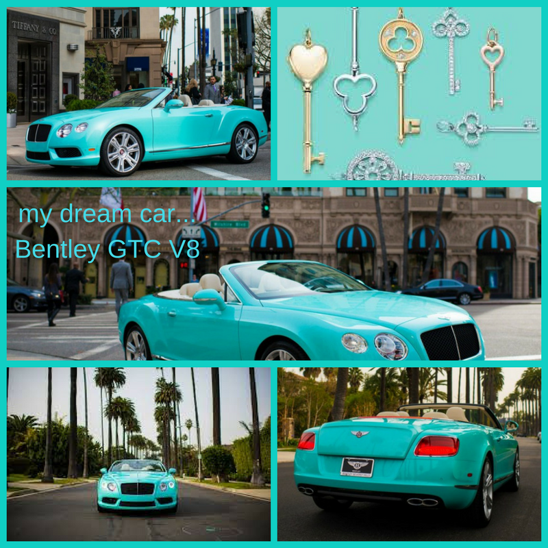 my dream car... Bentley GTC V8