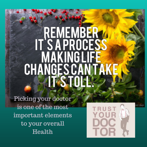 Picking your doctor is one of the mostimportant elementsto your overall Health