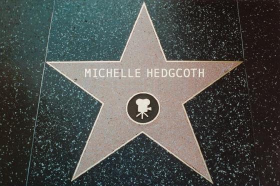 michelle hollywood walk of fame