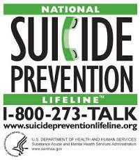 suicide hotline info
