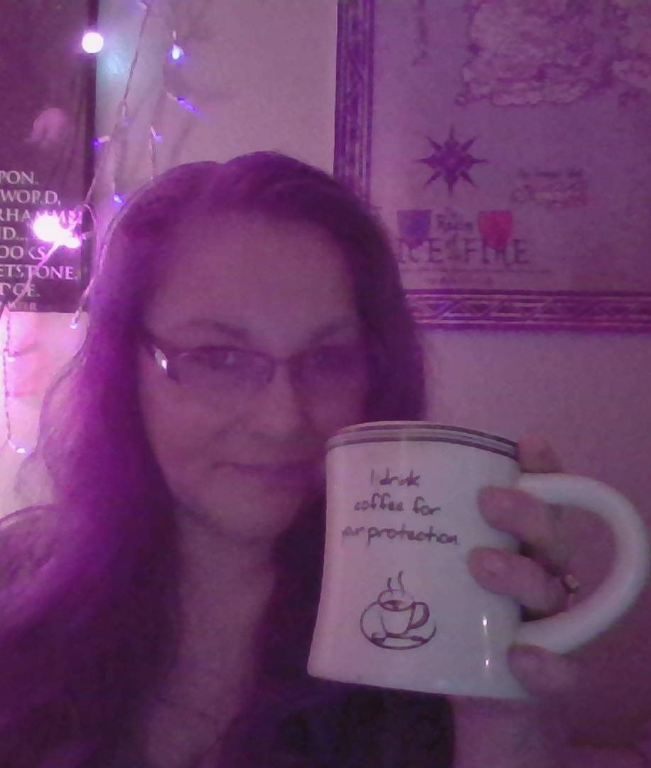 Gotta have my coffee