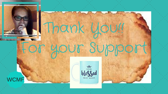 Thank You!!For your Support